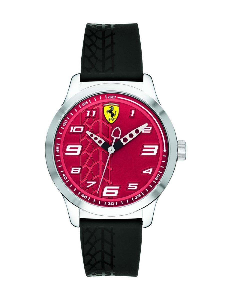 Ferrari Men's Pilan Analog Watch 840021