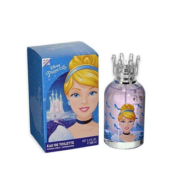 Air Val Disney Princess Cinderella Eau De Toilette 100ML