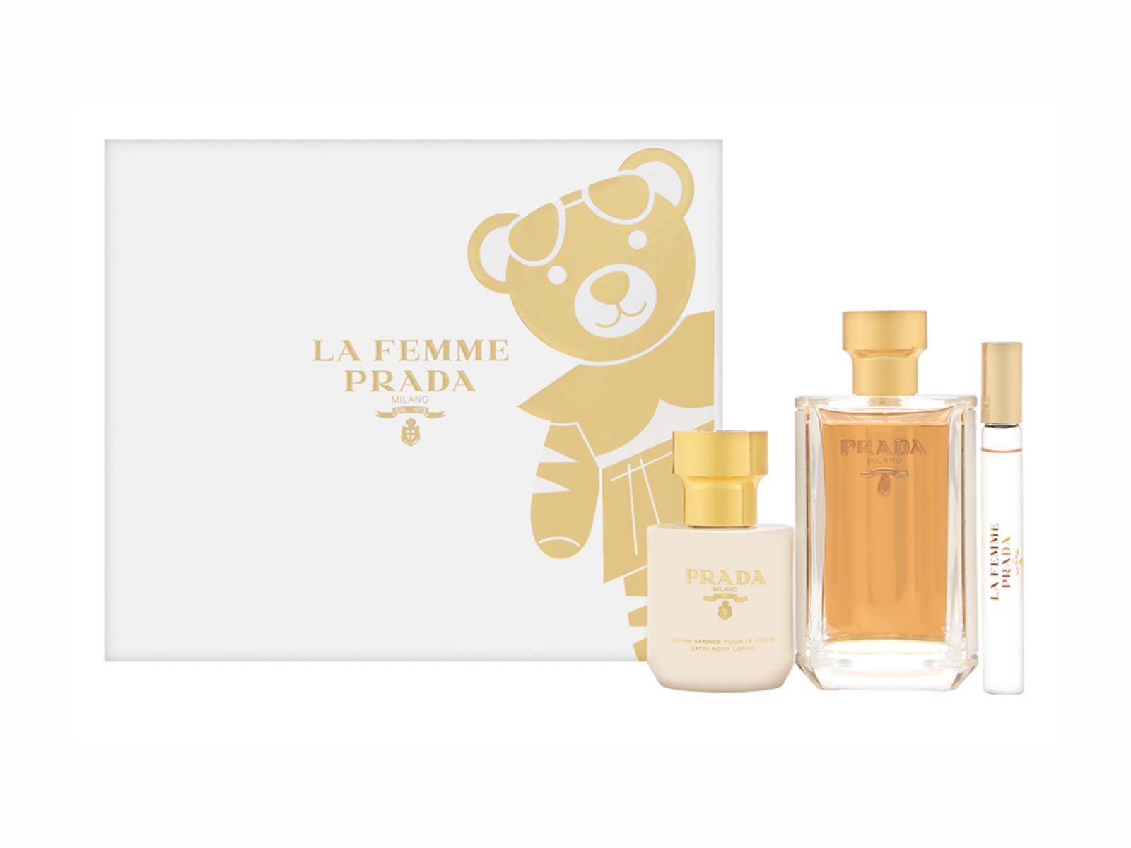 Prada La Femme Eau De Parfum 100ML Set