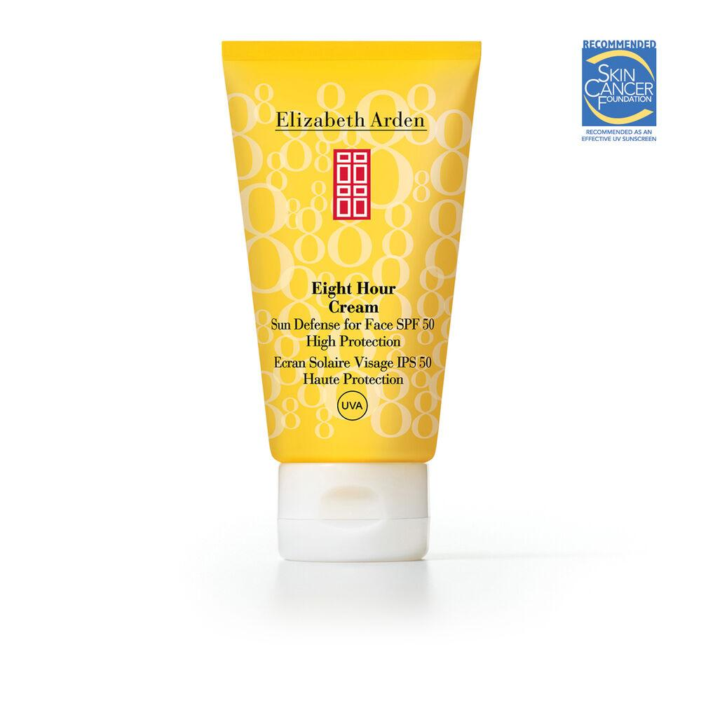 Elizabeth Arden 8 Hour Cream Sun Defense For Face Spf 50 Pa