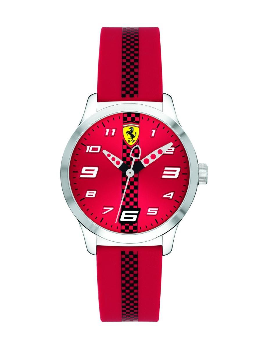 Ferrari Men's Pilan Analog Watch 860001
