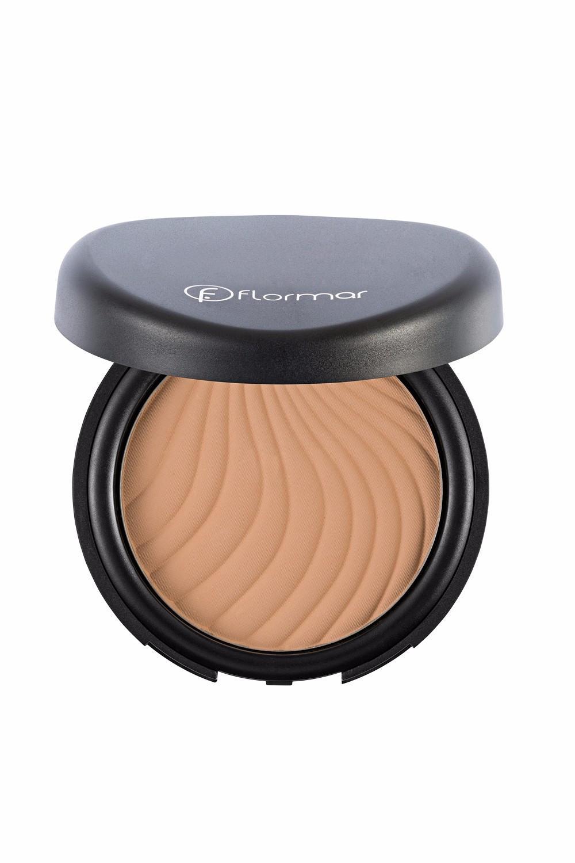 Flormar  Compact Powder  88 Medium Peach Beige