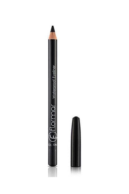 Flormar  Eyeliner Pencil  101 Black Ice