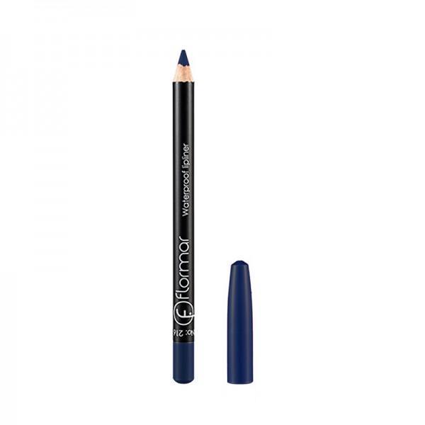 Flormar  Eyeliner Pencil  103 Navy Blue