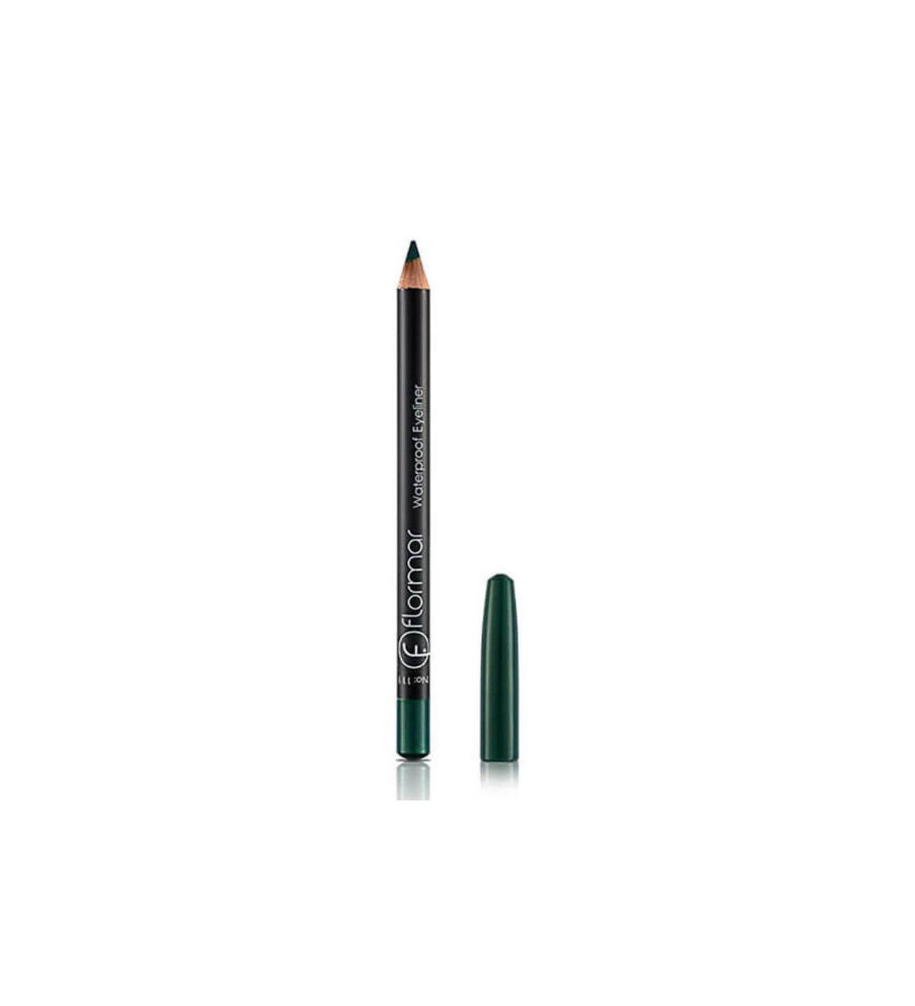 Flormar  Eyeliner Pencil  111 Intensive Jade