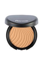 Flormar Wet & Dry Compact Powder 09 Honey