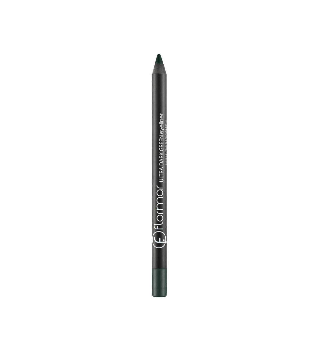 Flormar  Ultra Eyeliner  14 Dark Green