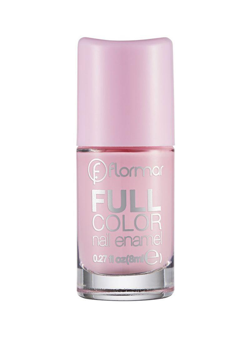Flormar  Full Color Nail Enamel  FC02 Love Dust