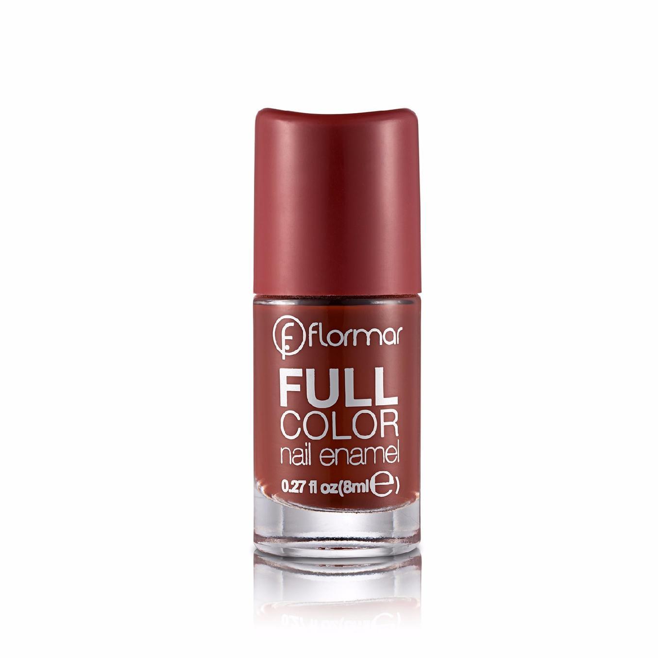 Flormar  Full Color Nail Enamel  FC10 Penthouse