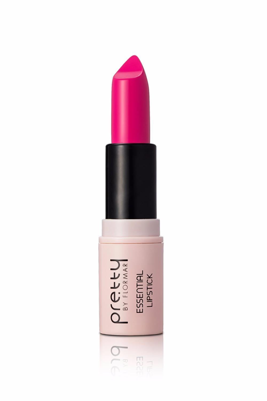 Pretty by flormar Essential Lipstick Deep Fuchsia 017