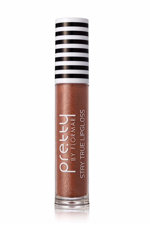 Pretty by flormar Stay True Lip gloss Coffee 018