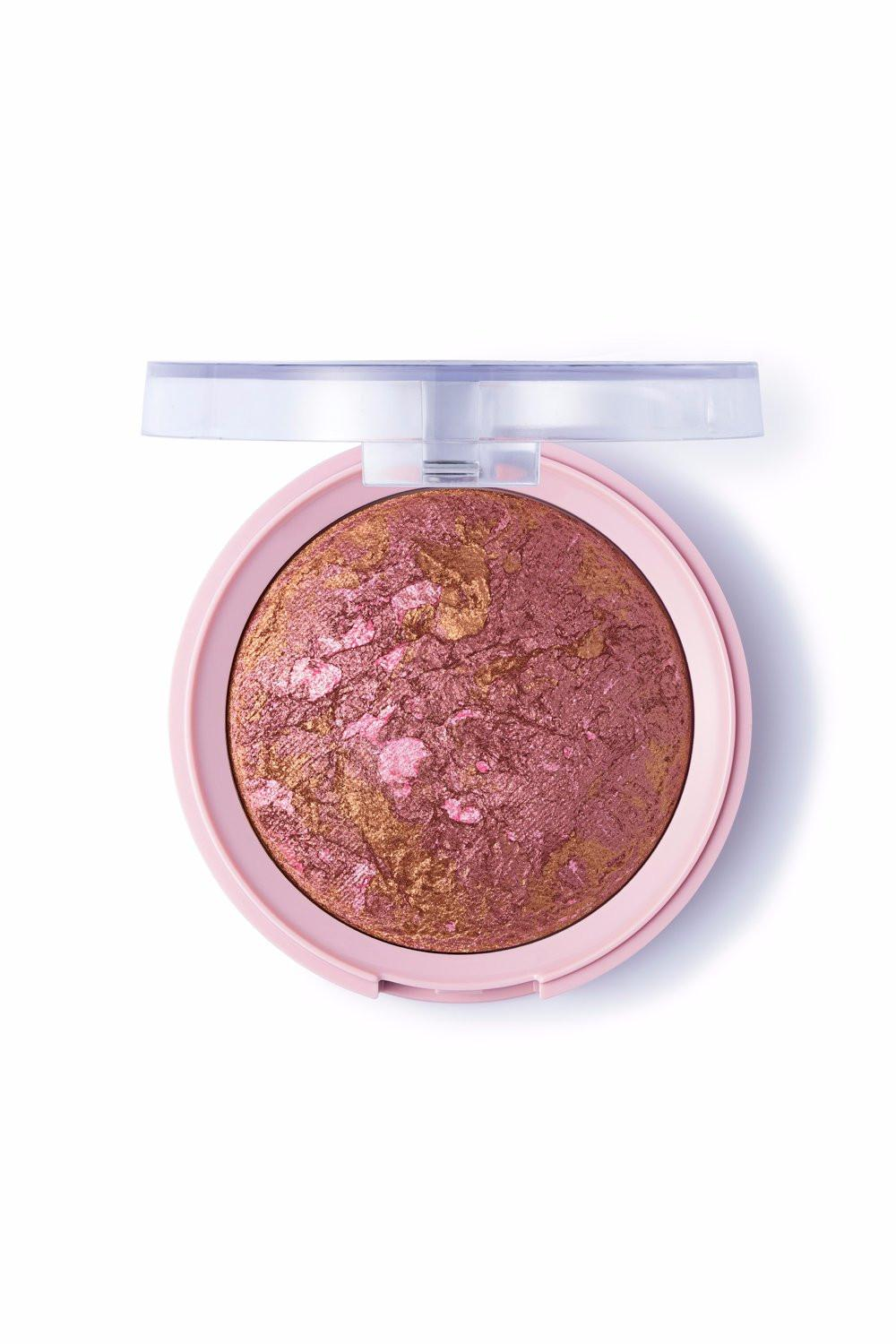 Pretty by flormar Baked Blush Rosy Bronze 005