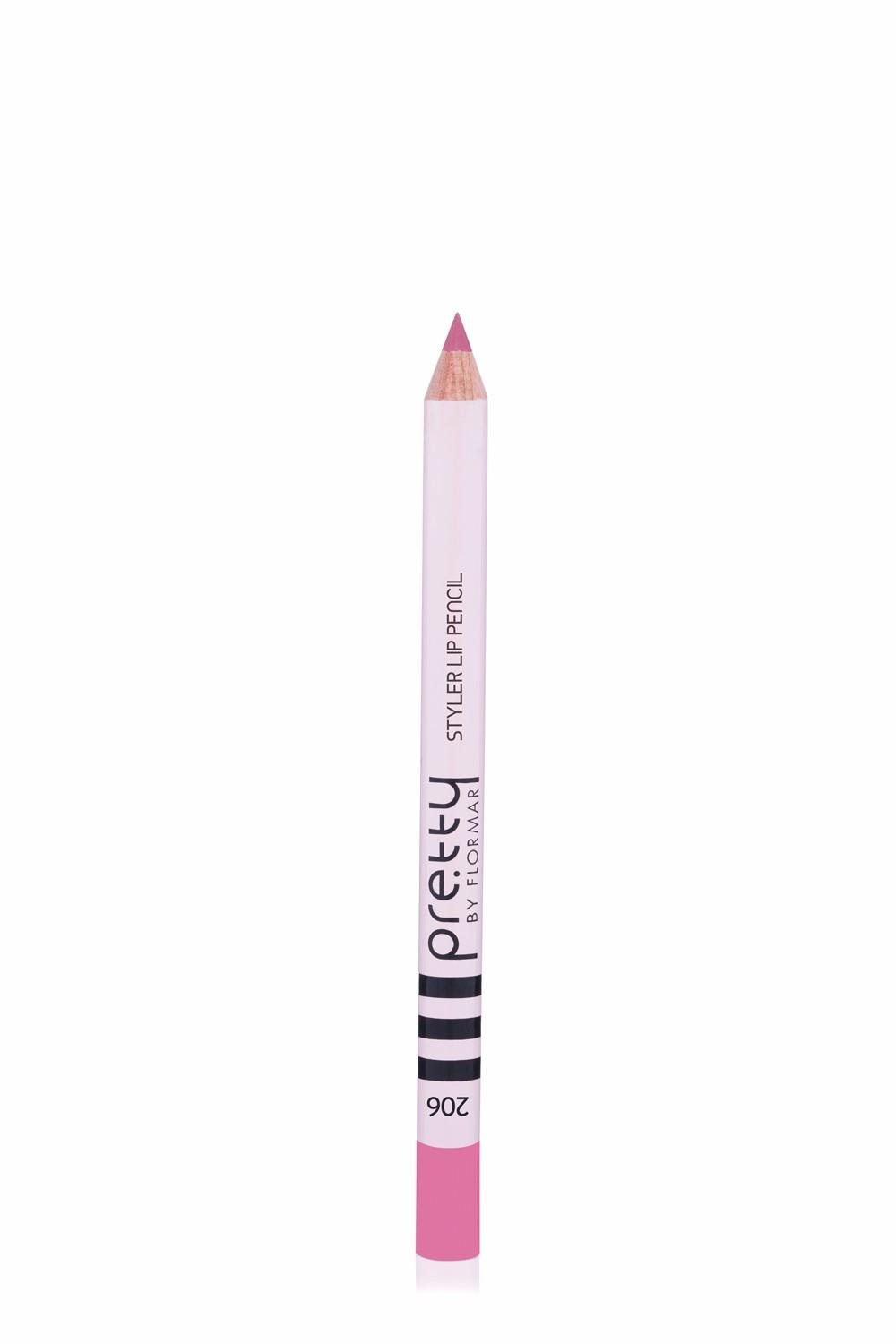 Pretty by flormar Styler Lip liner 206 Cyclemen