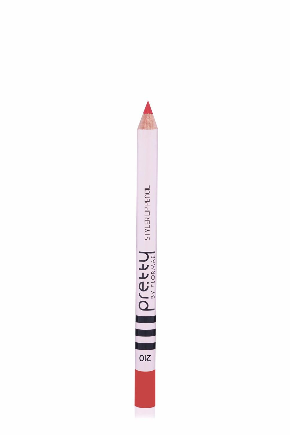 Pretty by flormar Styler Lip liner 210 Sea Coral