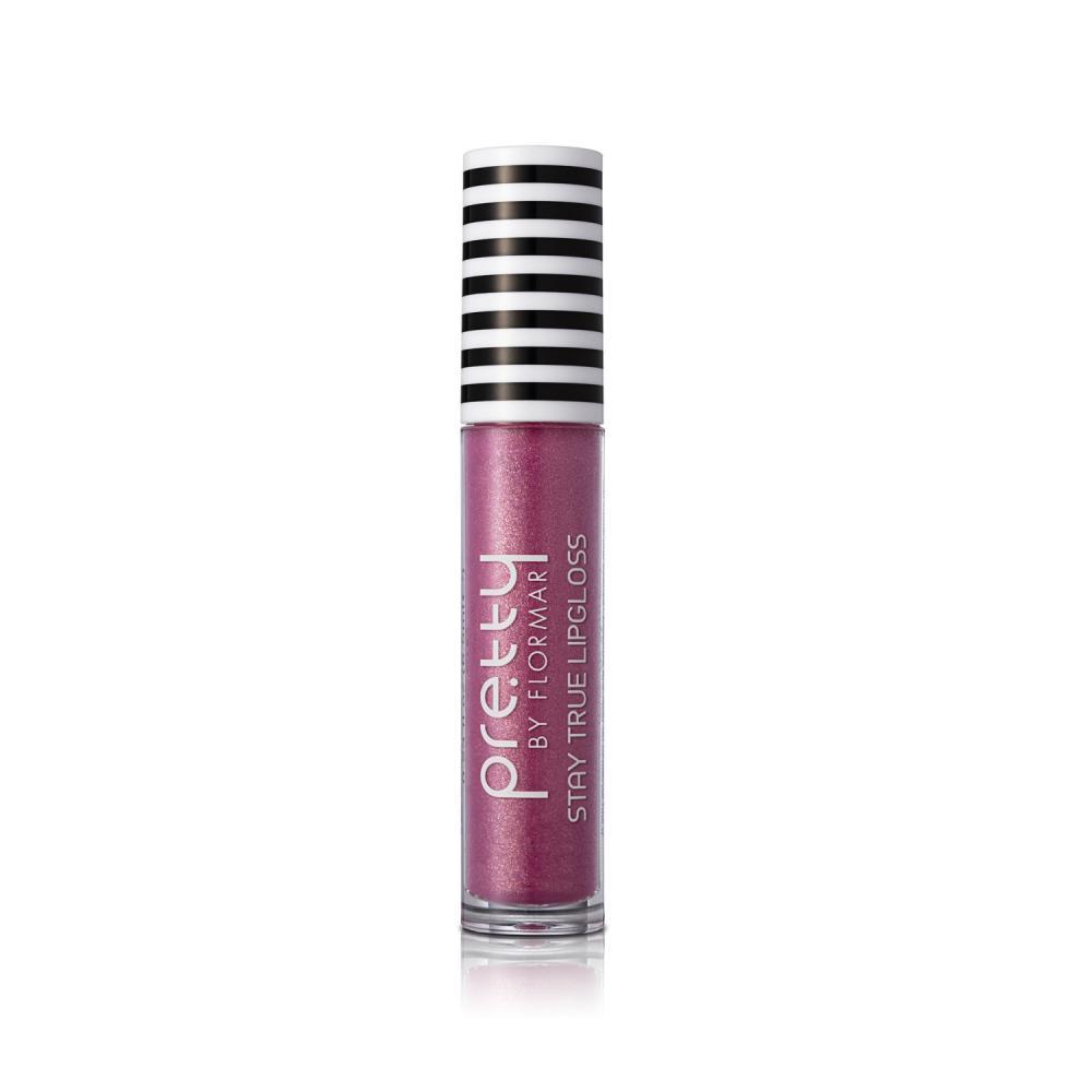 Pretty by flormar Stay True Lip gloss Berry 23