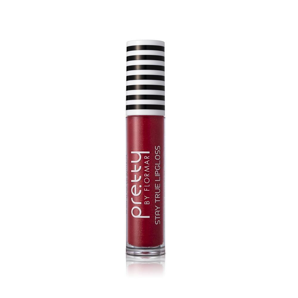 Pretty by flormar Stay True Lip gloss Red 24