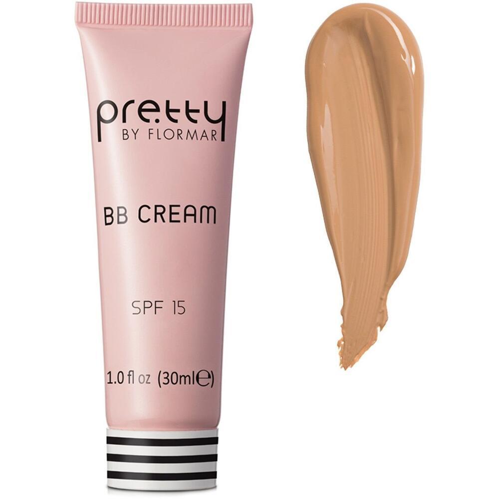 Pretty by flormar BB Cream Medium Beige 004 (New)