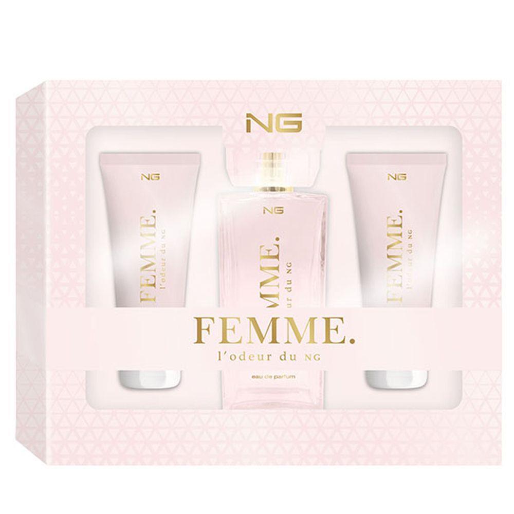 Ng L'odeur Du Ng Femme Gift Set