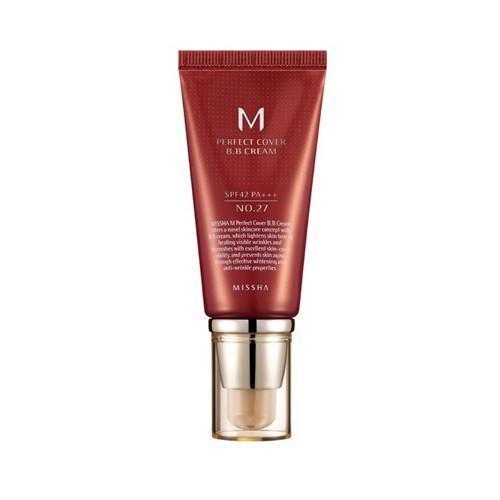 MISSHA M Perfect Cover BB Cream SPF42/PA+++ No.27/Honey Beige 50ml
