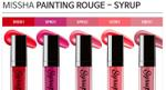 MISSHA Painting Rouge SYRUP/SBE01