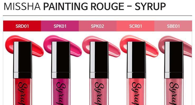 MISSHA Painting Rouge SYRUP/SPK02