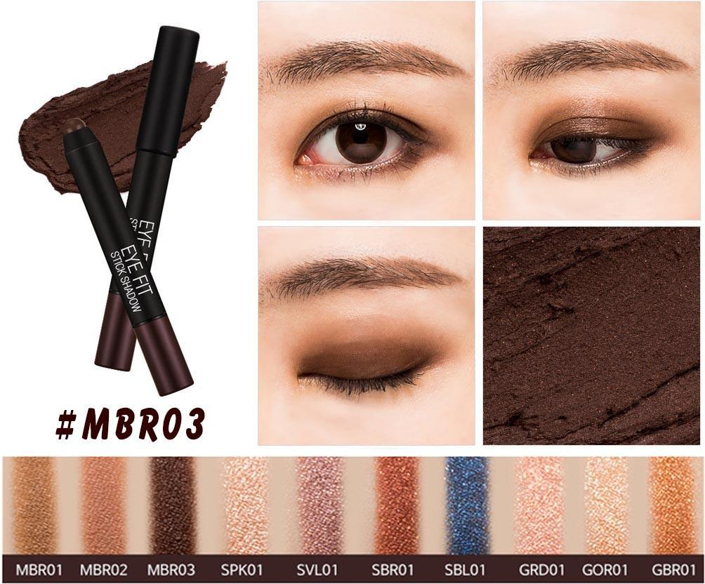 MISSHA Eye Fit Stick Shadow MBR03/French Rosting