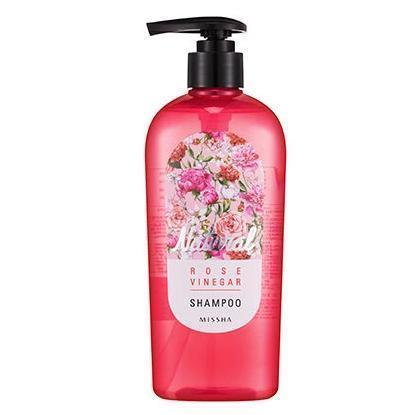 MISSHA Natural Rose Vinegar Shampoo