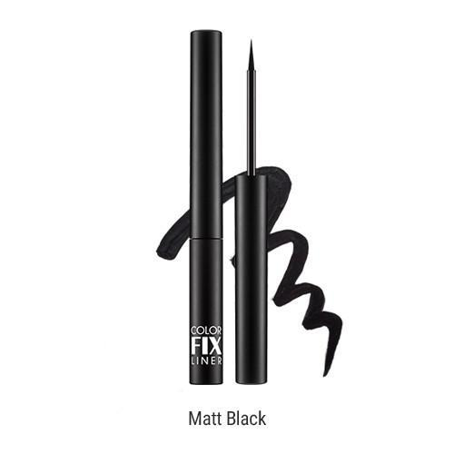 MISSHA Real Proof Color Fix Liner Matt Black