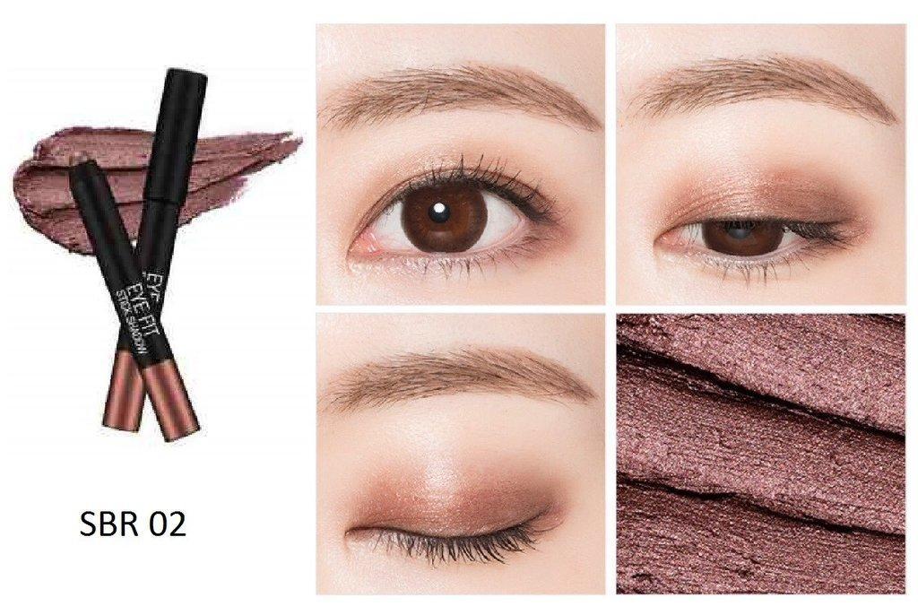 MISSHA Eye Fit Stick Shadow SBR02/Spice Wood