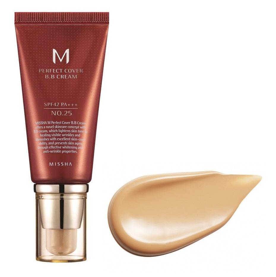 MISSHA M Perfect Cover BB Cream SPF42/PA+++ No.25/Warm Beige 50ml