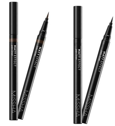 MISSHA Matt Effect Pen Liner Black