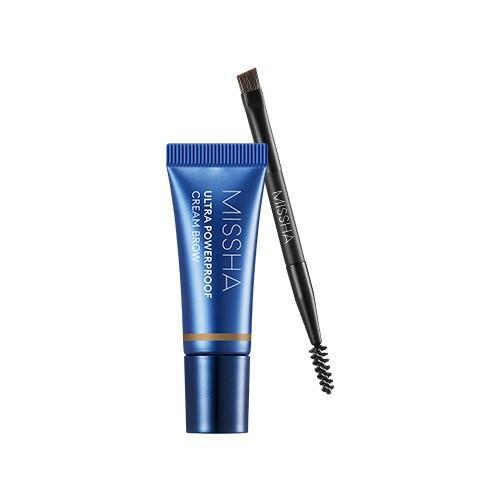 MISSHA Ultra PowerProof Cream Brow Dark Brown