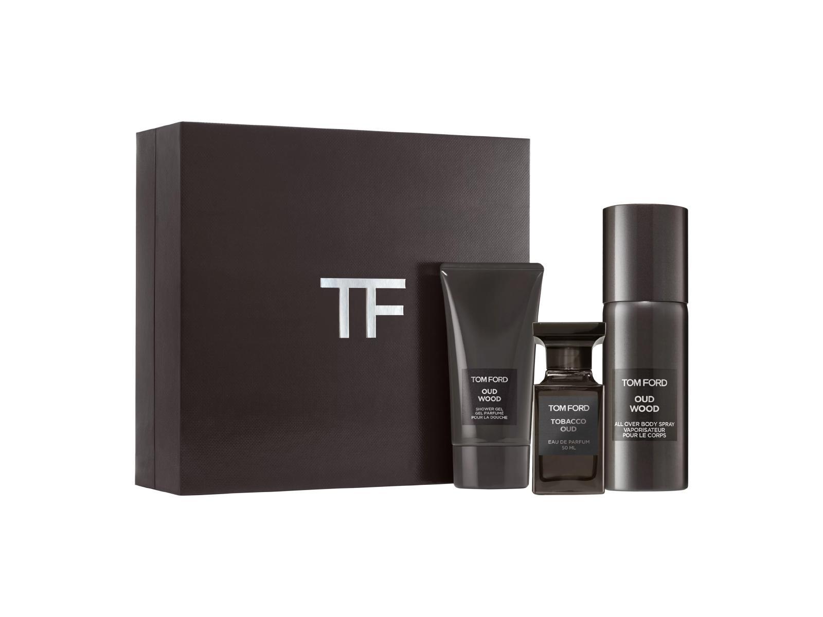 Tom Ford Oud Wood Eau De Parfum 50ML Set
