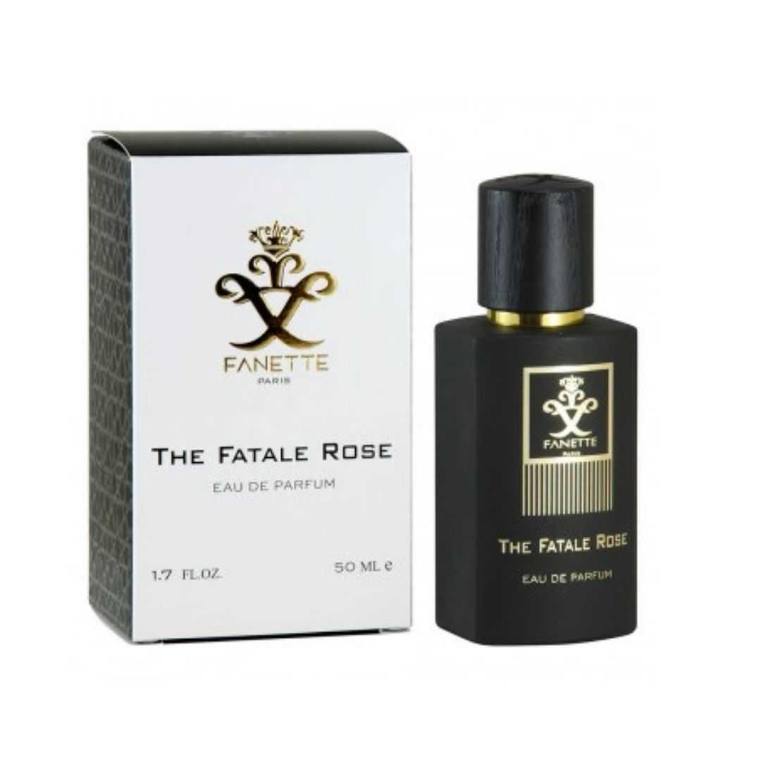 Fenette The Fatale Rose For Women Eau De Parfum 50ML