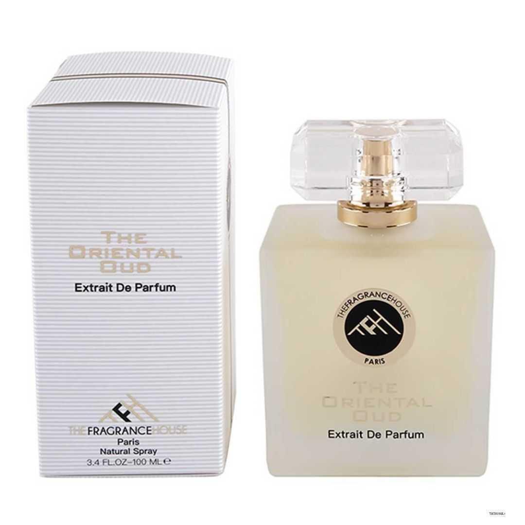 The Fragrance House The Oriental Oud Extrait De Parfum For Women 100ML