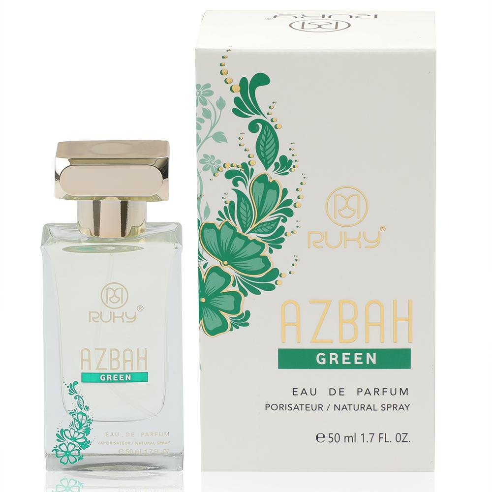 RUKY AZBAH GREEN 50ML FOR FEMALE