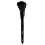 GLAMGALS HOLLYWOOD-U.S.A Black Large Powder Brush (Pack Of 1)