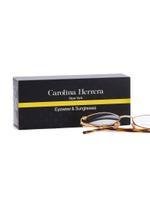 Carolina Herrera (CH) New York Frame for Unisex Gold Plated / Havana CH702-GP605-51-18-135