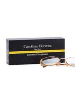 Carolina Herrera (CH) New York Frame for Unisex Gold Plated and Havana CH709-GP605-53-17-130
