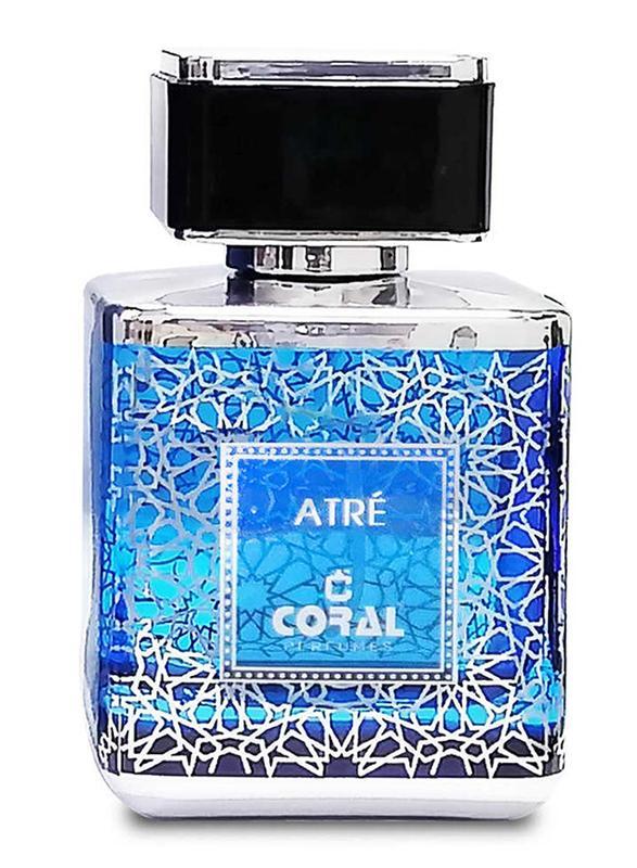Coral Atre For Unisex Eau De Parfum 100ml