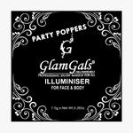GLAM GALS HOLLYWOOD-U.S.A Illuminiser for Face and Body Powder Skin 7.5g