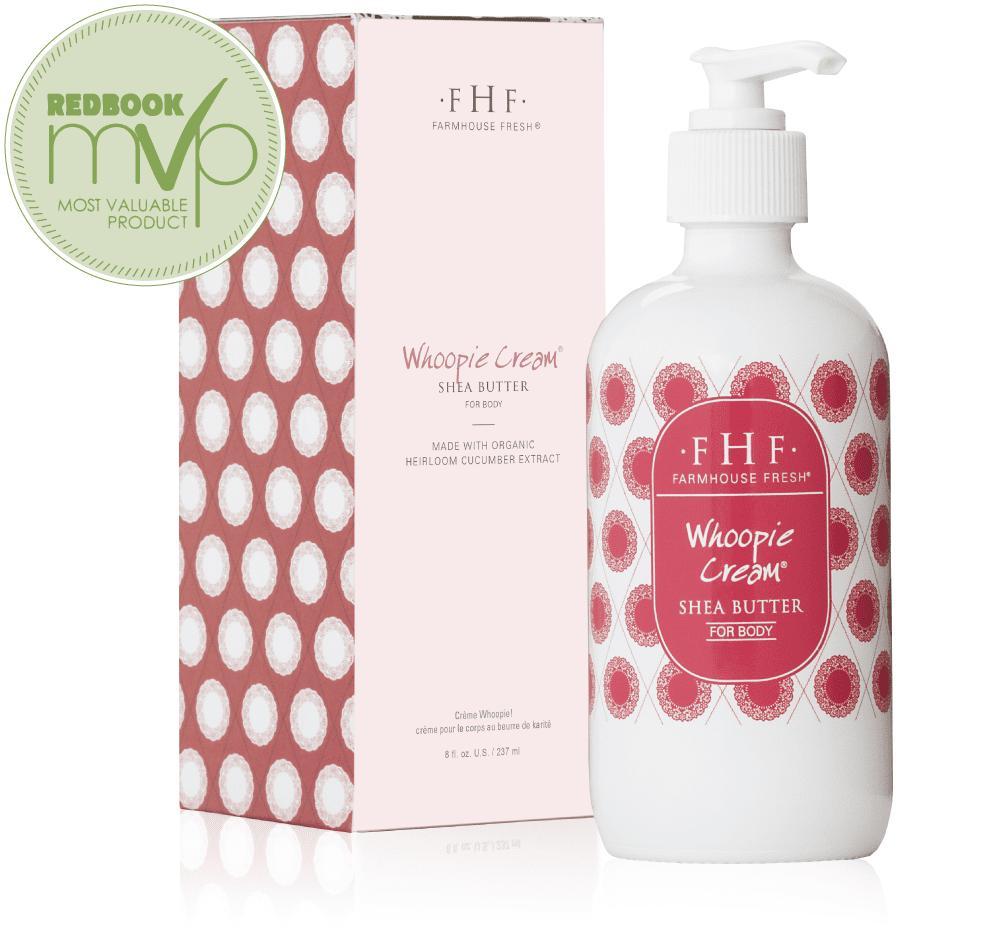 Farmhouse Fresh Whoopie Shea Butter Body Cream 237ml