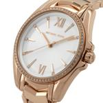 Michael Kors Womens Quartz Watch, Analog Display and Stainless Steel Strap MK6694