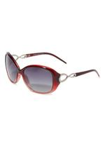 OXYGEN Women's Oversized UV protection Sunglasses OX9001-C4