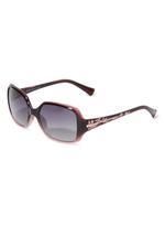 OXYGEN Women's Designed Rectagular Frame UV protection Sunglasses OX9002-C2