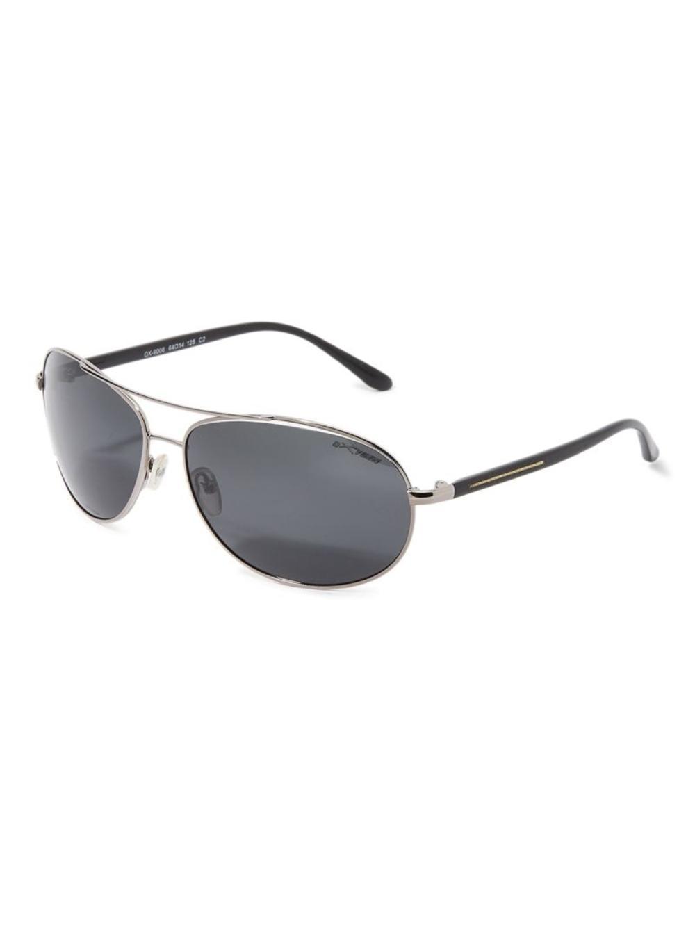 OXYGEN Unisex Aviator Shape UV Protection Sunglasses OX9006-C2