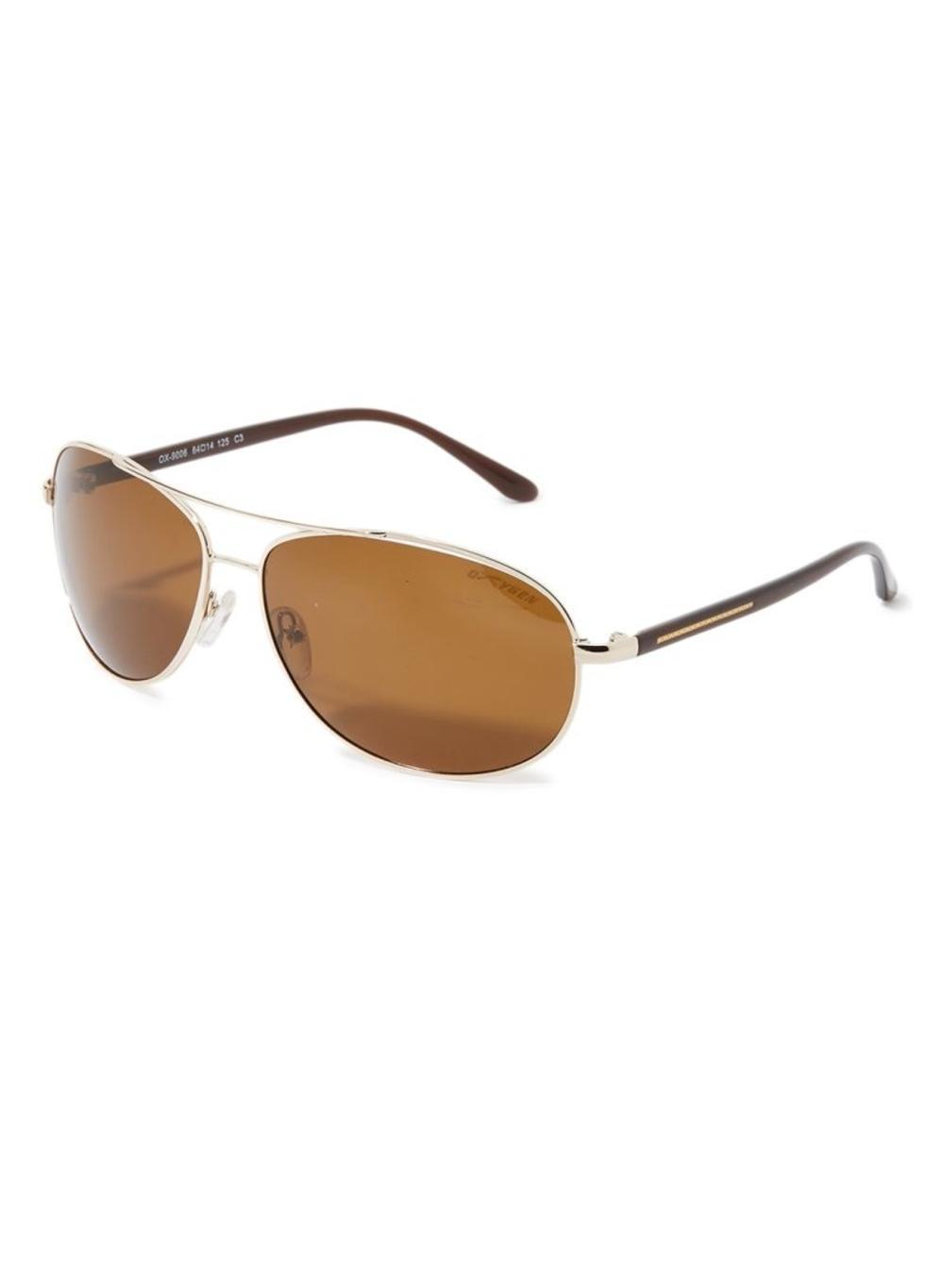 OXYGEN Unisex Aviator Shape UV Protection Sunglasses OX9006-C3