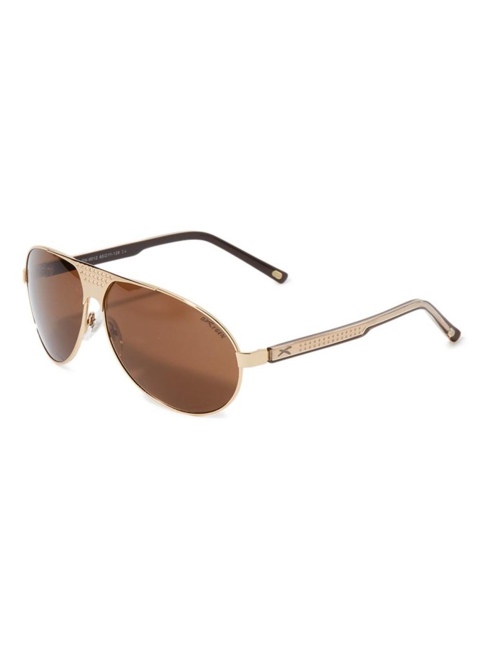 OXYGEN Unisex Aviator Shape UV Protection Sunglasses OX9012-C4