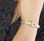 Women Heart Lock Jewelry Set Set 1