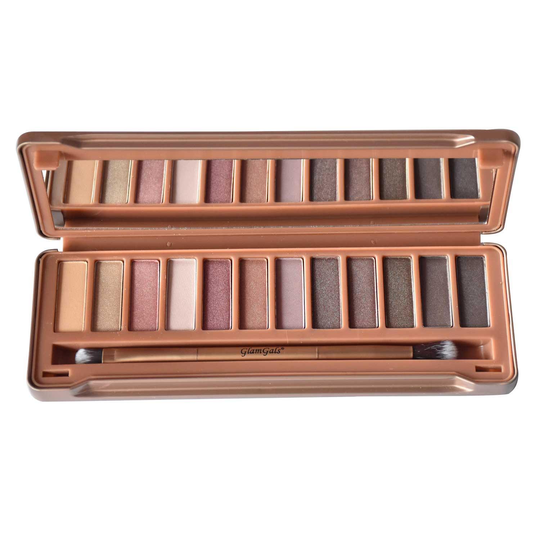 GLAM GALS HOLLYWOOD-U.S.A Twilight Eyeshadow Palette 15.6 g